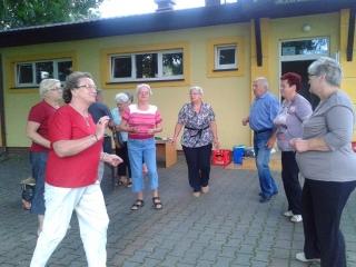 4 rocznica powstania Klubu Seniorów w Jezierzycach.