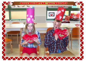 Bal walentynkowy - Nasza Walentyna-i-Walenty