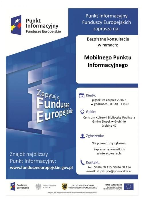 Plakat A4 - Głobino